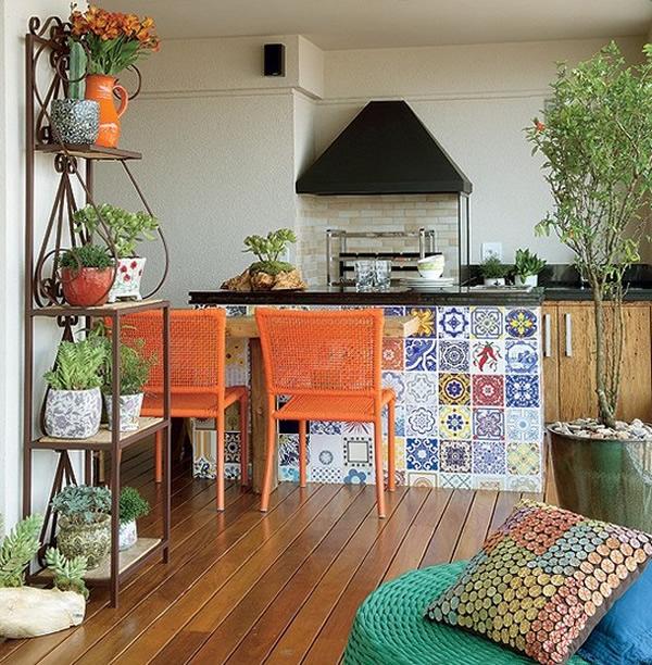 sofa usado no mercado livre abbyson leather Área de churrasqueira perfeitas para sua casa