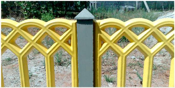 Capitel de Concreto direto da Fábrica