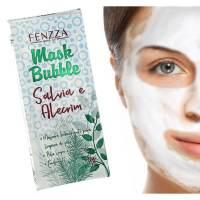 Máscara facial Bubble