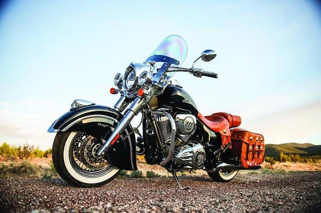 Indian anuncia cinco motos que serão comercializadas no Brasil