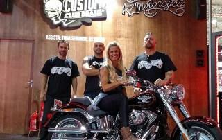 Customização de motos em alta!