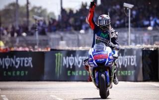 Jorge Lorenzo será piloto da Ducati em 2017
