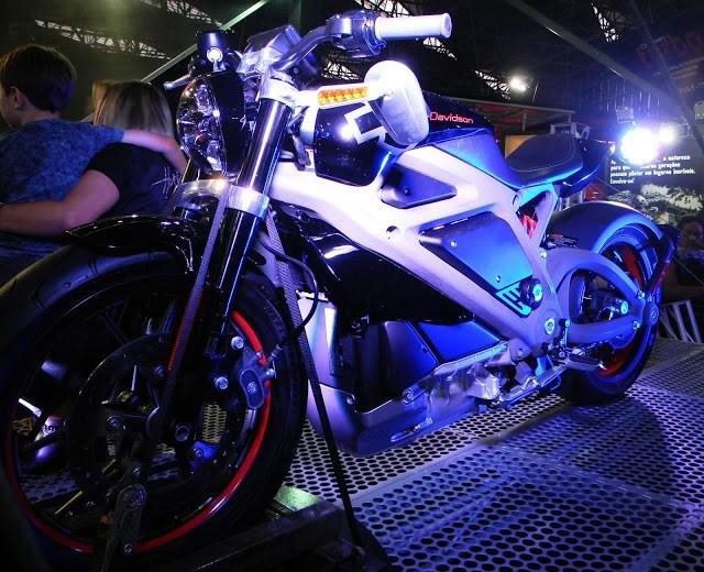 Harley-Davidson: moto elétrica será vendida até 2021
