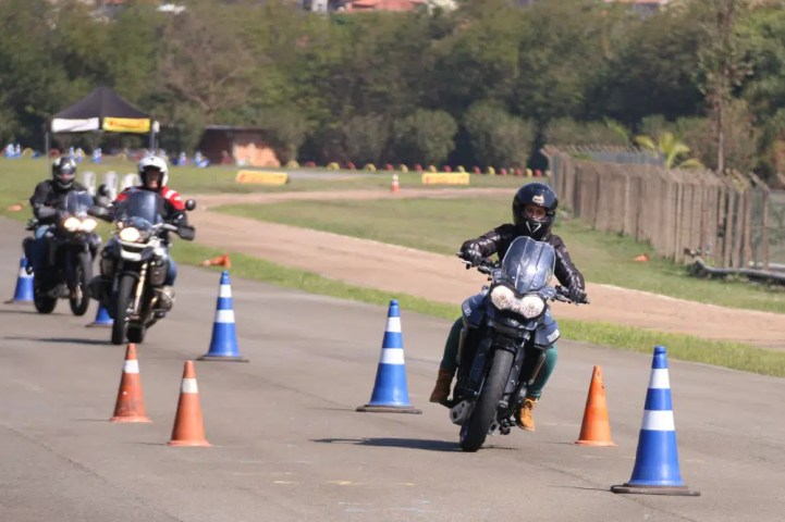 Triumph Riding Experience