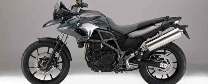 BMW F 700 GS: produção nacional