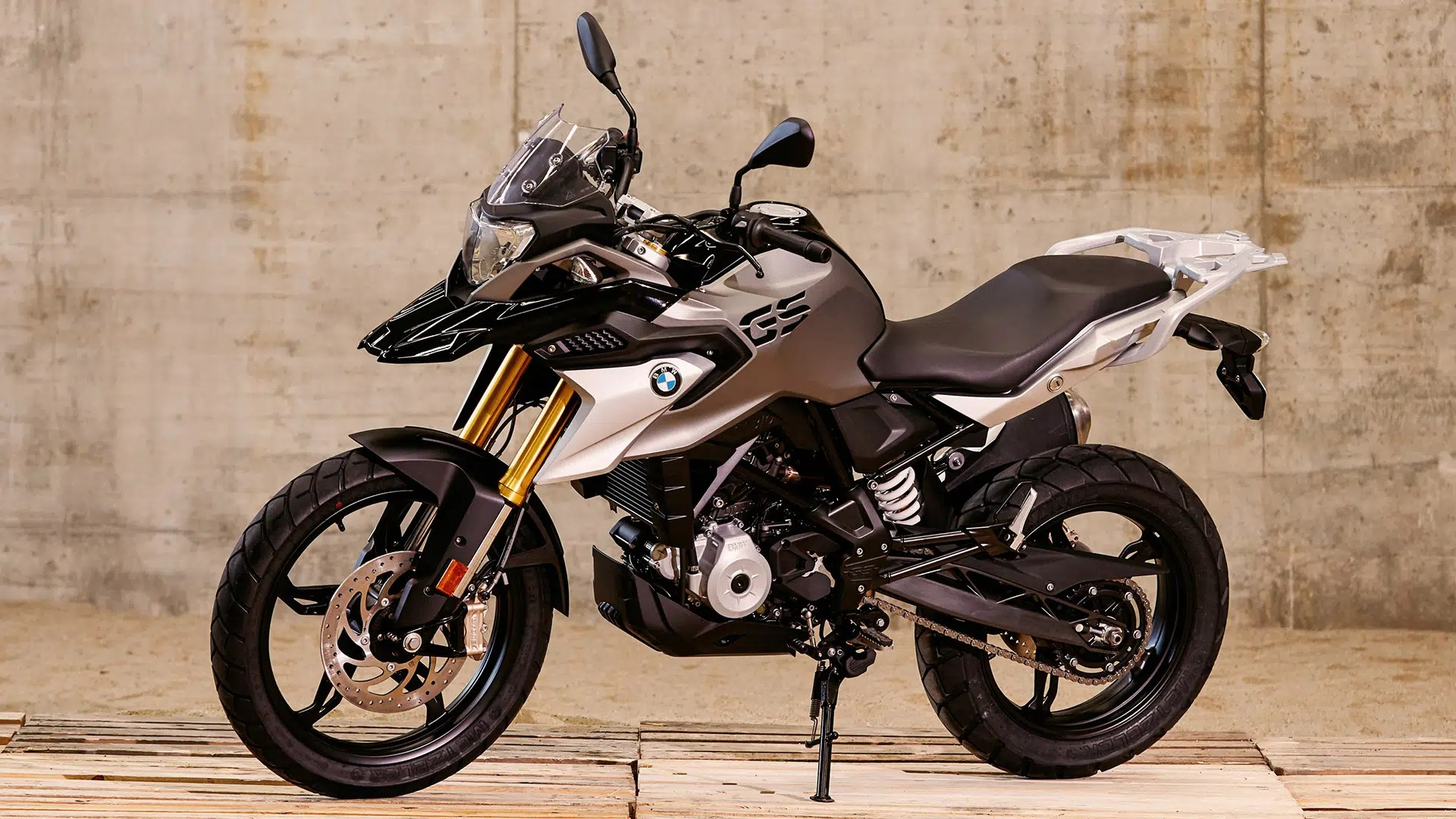 2017 BMW G310 GS TRAIL AND NAKED - YouTube