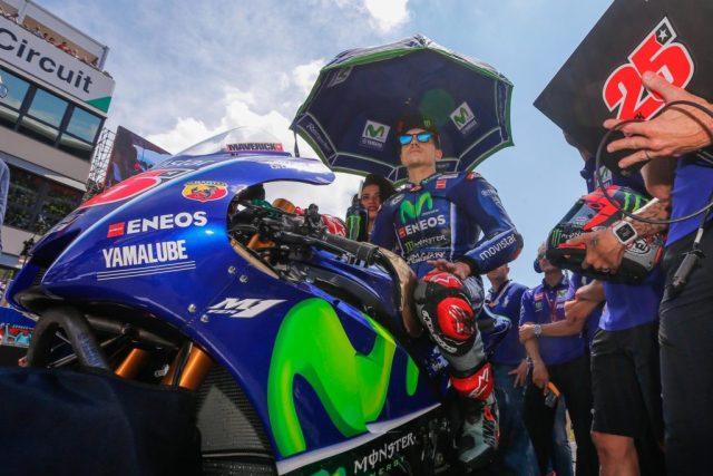 Viñales continua líder do MotoGP