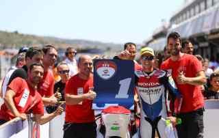 Eric Granado e seu dia histórico no Europeu de Moto2™