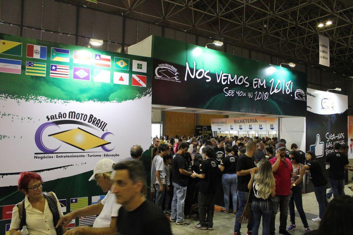 Salão Moto Brasil no Rio de Janeiro é adiado devido à  paralisação dos caminhoneiros