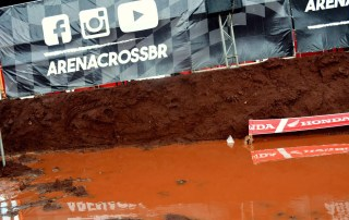 Por conta das fortes chuvas, Arena Cross de Ourinhos é adiado para o dia 12 - Foto: Arena Cross
