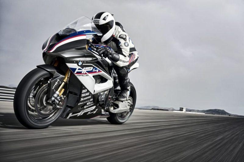 HP4 RACE da BMW será apresentada no Salão Duas Rodas