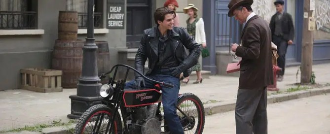 Harley-Davidson: A Série