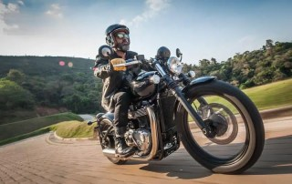 Triumph Official Riders