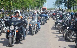 Feriado prolongado de novidades no Salão Moto Brasil