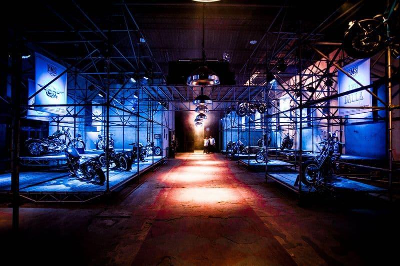 BMS Motorcycle 2018 contará com um espaço de 3 mil m² voltado à cultura da customização - Foto: Ebraim Martini