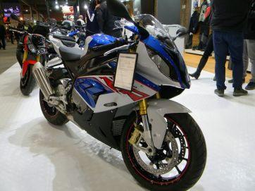 Nova RR da BMW