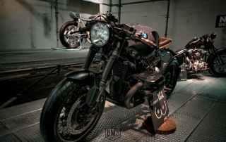 Johnnie Wash é uma das marcas confirmadas no BMS Motorcycle-Foto: Ebraim Martini