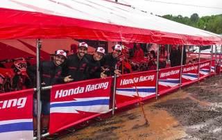 Brasileiro de Motocross: chuva cancela programação deste sábado no RS