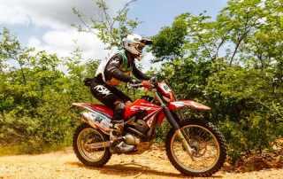 Rally Piocerá: Tunico Maciel conquista o tricampeonato das motos