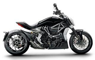 Modelos Ducati com preço especial em janeiro