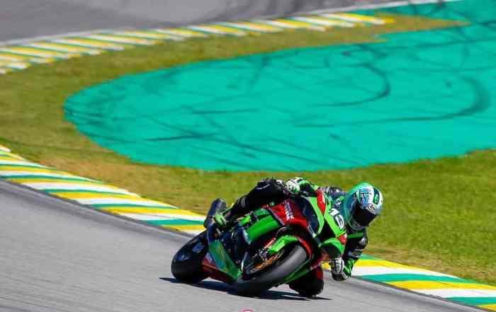 Anthony West vence a primeira corrida da SuperBike Brasil 2019 - Foto: Sampa Fotos