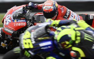 MotoGP da Argentina: Marquez vence com folga e Rossi arranca 2º lugar
