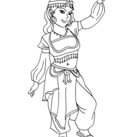 Aztec Warrior Coloring Pages Coloring Coloring Pages