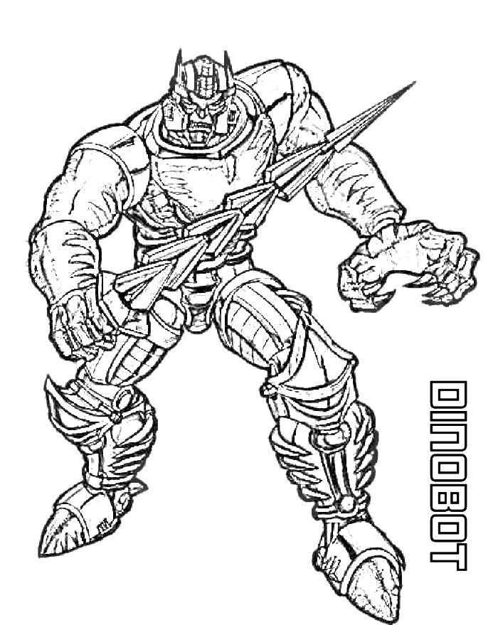 Dinobots Grimlock Transformers G1 Autobot