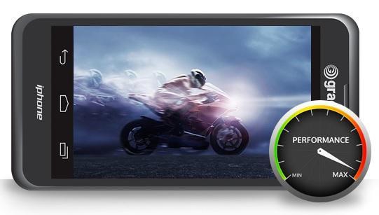 gradiente iphone C600