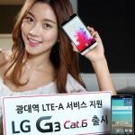 LG G3 cat 623