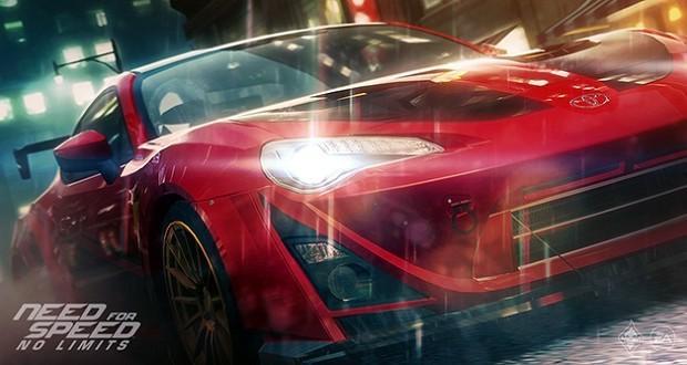Need For Speed No Limits anunciado para Android e iOS