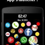 Bubble-Screenlock-Launcher