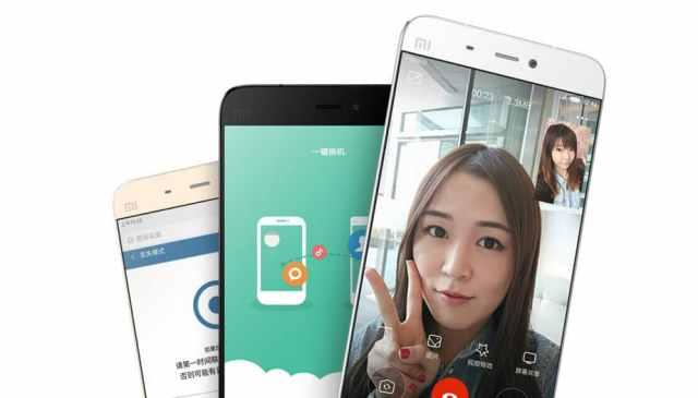 Xiaomi-Mi-5 tela