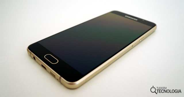 Review Galaxy A5 2016