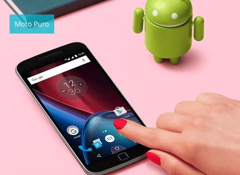 Moto G4 Plus Android