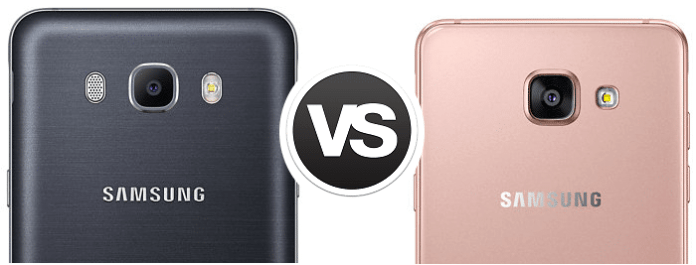 Galaxy J7 Metal vs Galaxy A5 2016