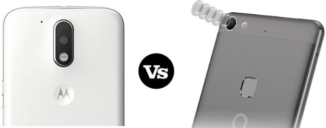 Moto G4 Plus vs Quantum Fly