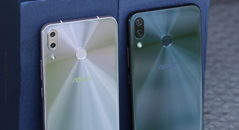 Zenfone 5 vs Zenfone 5Z