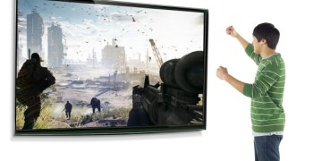 Battlefield 4 - Kinect