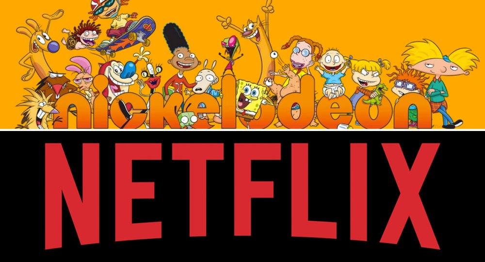 Nickelodeon e Netflix