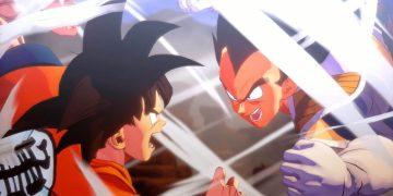Dragon Ball Z Kakarot - Goku e Vegeta