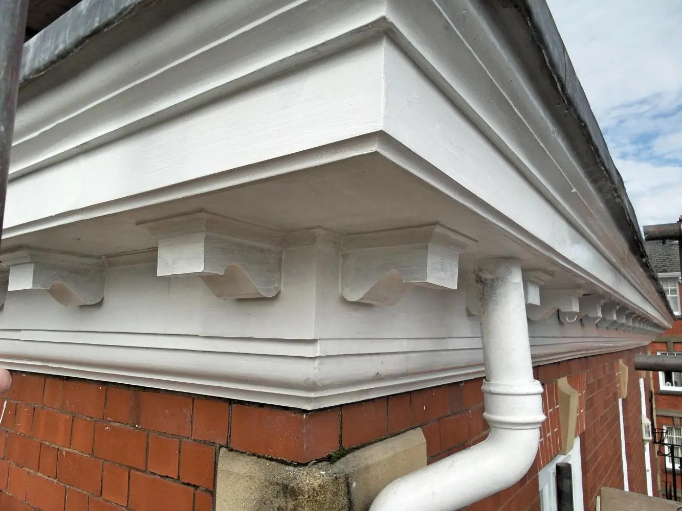Watergate Mansions Decorative Fashier Rot Repair