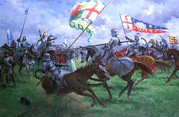 Image result for battle of bosworth field