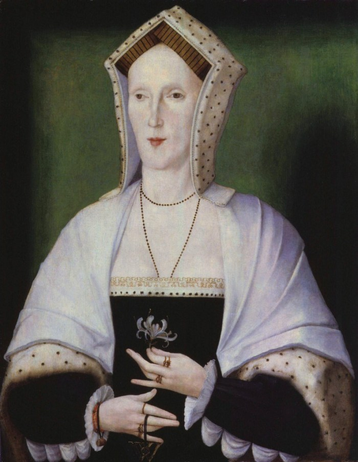Possibly Margaret Pole