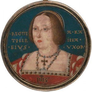 Katherine of Aragon, NPG