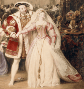 Henry & Anne's Wedding