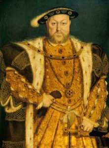 After Hans Holbein the Younger (1497/8-1543) Henry VIII (1491-1547) c.1538-47 Oil on panel