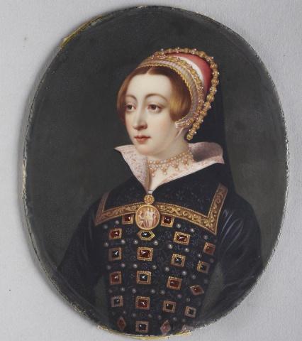 Henry Pierce Bone (1779-1855); Royal Collection Trust/� Her Majesty Queen Elizabeth II 2015