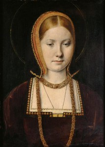 Katherine of Aragon by Michel Sittow
