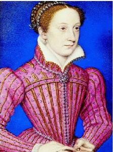 Portrait of Mary Queen of Scots, Francois Clouet, 1588
